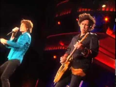 The Rolling Stones - Love is Strong - Brno Czech Republic