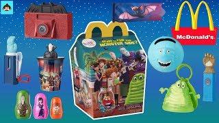 McDonalds Hotel Transylvania 3 Monstruos De Vacaciones Colección Completa En Español / Happy Meal