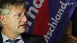 JF-TV: Jörg Meuthen zum Wahlergebnis in Berlin