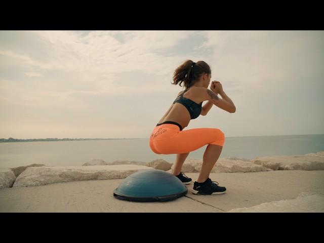 BOSU WORKOUT | BACKINSHAPE 8 settimane per tornare in forma