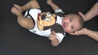 Newborn Movement Assessment - Four Months Old