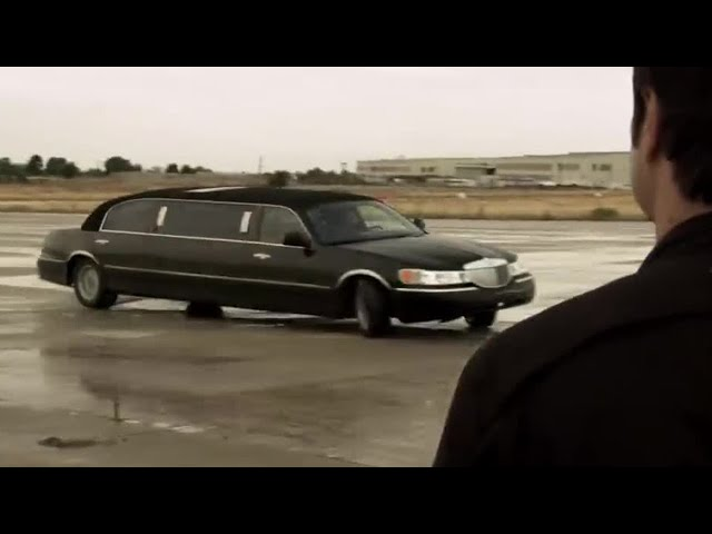 Can Tanner drift anything? | Top Gear USA |