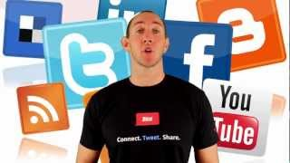 Dice.com 2012 Social Media Statistics
