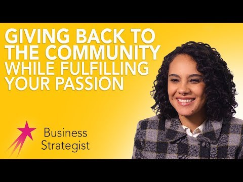 Business Strategist: Why Should Girls Consider a Career in Non Profit - Mercedes Gibson Career Girls