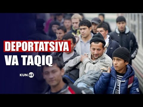 Rossiyada Mehnat Migrantlarini Qiynayotgan Muammolar