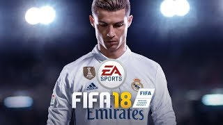 FIFA 18 XBOX 360 (Real Madrid vs Barcelona )