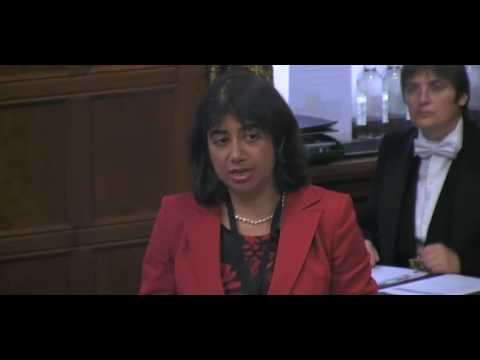 Intervention in Euratom debate