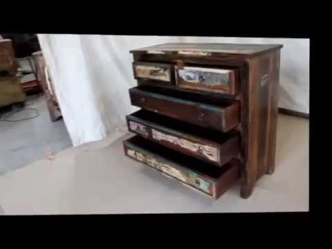 Reclaimed Wood Furniture India