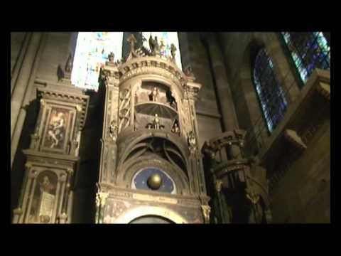 Галопом по Европам Фильм 4 Франция Страсбург