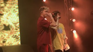 Why dont we - something different - the europe tour - belfast - 13/10/18