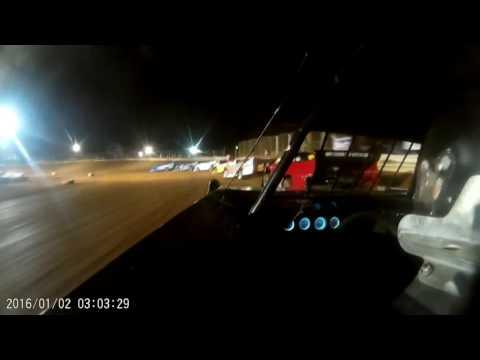 Jeremy Berwanger GoPro footage from Midway Speedway 5-12-17.
