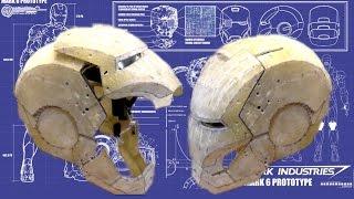 Iron Man Helmet Hinge System (Closer Look)