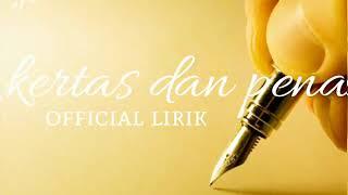 BATAS SENJA kertas dan pena official video lirik