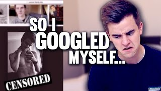 One of ConnorFranta's most viewed videos: So I Googled Myself...