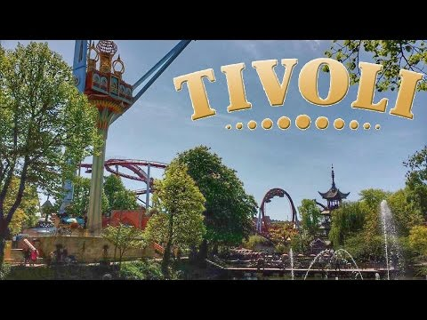 Tivoli Gardens Full Park Tour