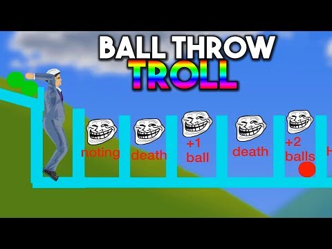 BALL THROW TROLL