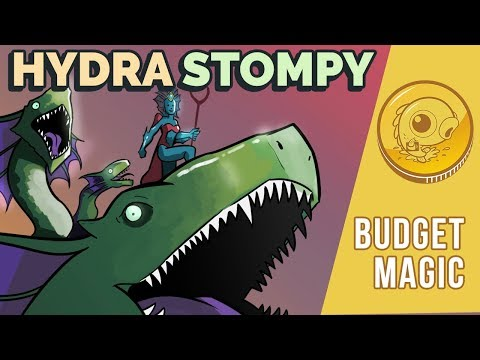 Budget Magic: $84 (9 tix) Hydra Stompy (Standard, Magic Arena)