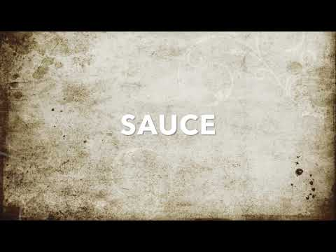 Aaron Bennett - Sauce