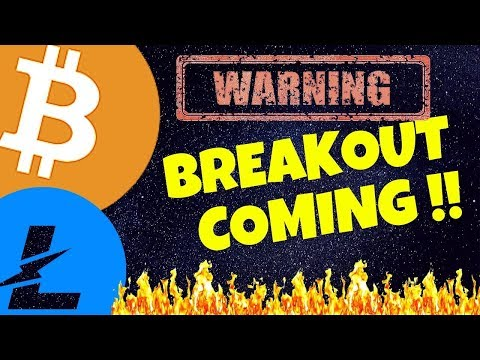 🔥BITCOIN and LITECOIN BREAKOUT COMING!!🔥 btc ltc price prediction news trading