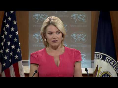 Department Press Briefing - July 25, 2017
