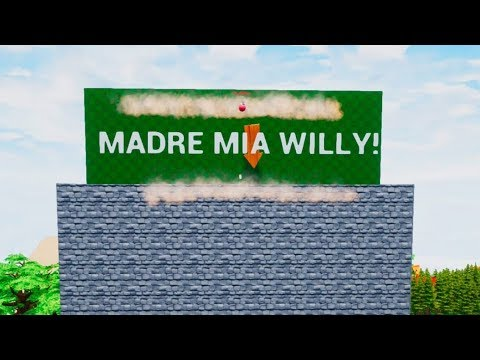 GOLF IT | MADRE MIA WILLY