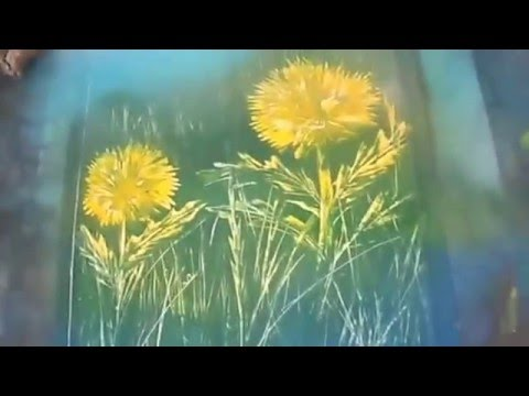 SPRAY PAINT ART TECHNIQUES BY BRENT WILLIS EPISODE 2 2016 ...