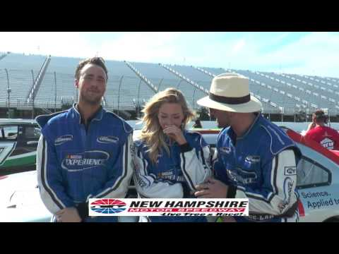 The New Hampshire Motor Speedway:  The Great Radio Debate