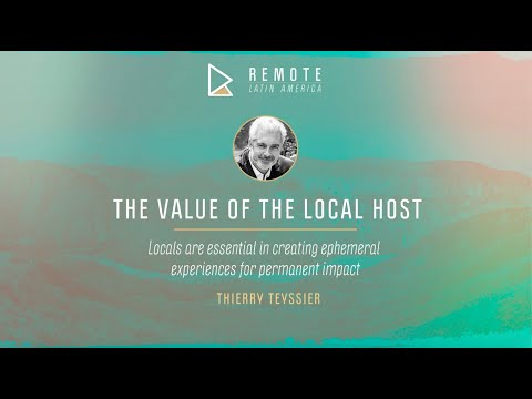 Remote Talk 2019: Thierry Teyssier