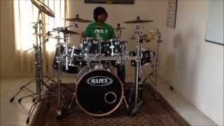Planet X - Desert Girl (Drum Cover)