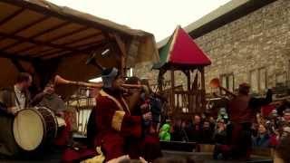 Comes Vagantes - Quen a omagen da Virgen auf dem Weihnachtsmarkt Hannover 2013