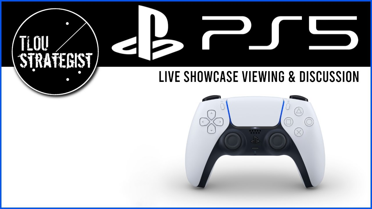 PS5 Reveal - Sony PlayStation 5 Live Showcase Viewing & Discussion
