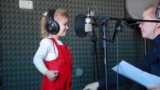 Буська, запись песни :)