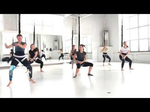 Банджи-фитнес – новый тренд в фитнесе?