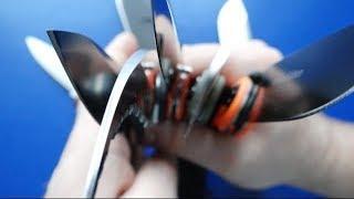 видео складные ножи