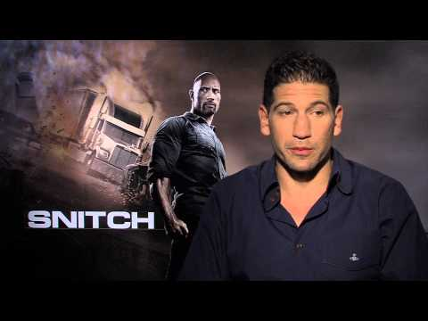 Snitch (2013) Exclusive: Jon Bernthal (HD) Dwayne Johnson, Barry Pepper