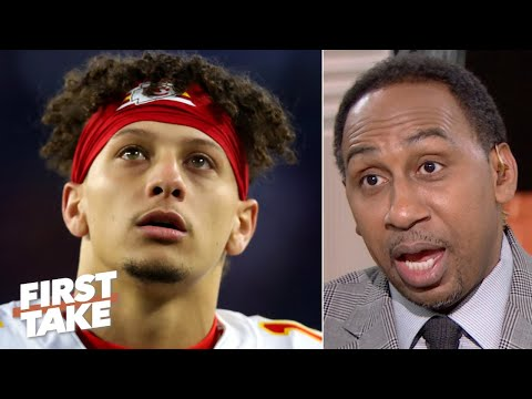 Patrick Mahomes isn't enough to bail out the Chiefs' defense - Stephen A.   First Take