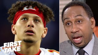 Patrick Mahomes isn't enough to bail out the Chiefs' defense - Stephen A. | First Take