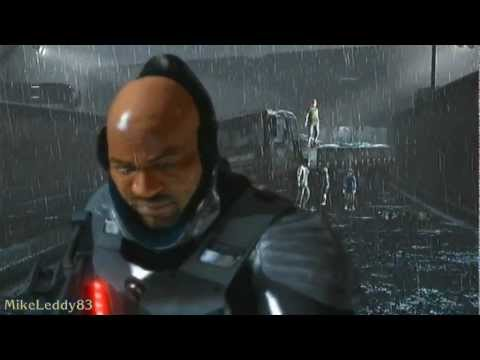 Binary Domain - Chapter 1 Playthrough (part 2)