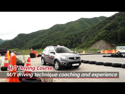 (SSANGYONG MOTOR) 2013 EXCITING DRIVING SCHOOL
