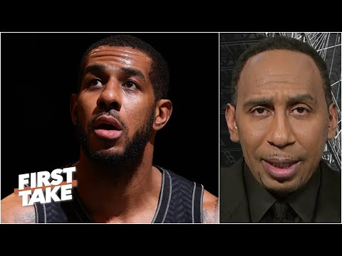 LaMarcus Aldridge is retiring from the NBA | First Take