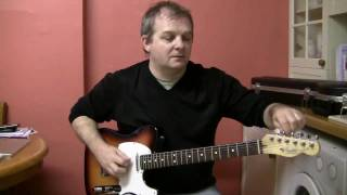 How To Play Status Quo 4500 Times Guitar Lesson