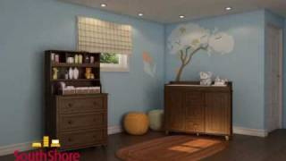 Lullaby Collection By South Shore Furniture _ Changing Table To Your Livingroom