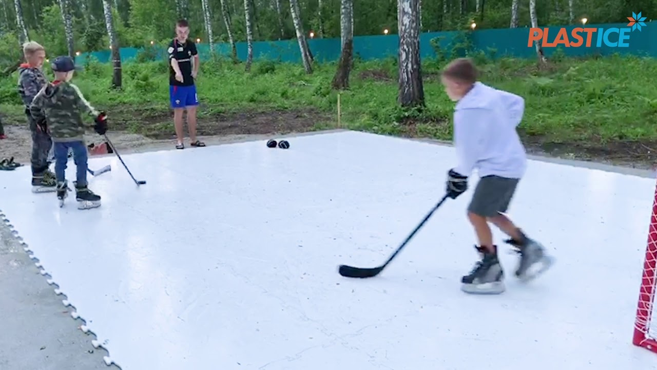 Synthetic Ice for children | PLAST-ICE