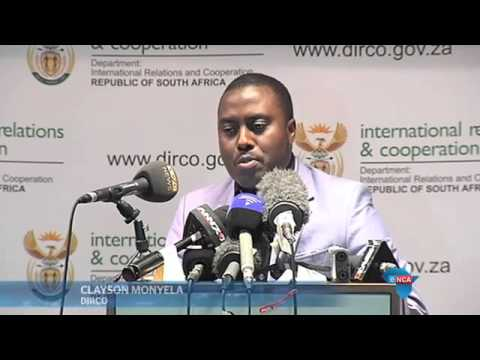 SA calls for a diplomatic solution to Lesotho crisis