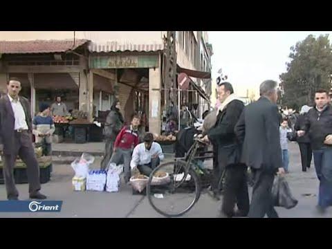 أسواق دمشق في مهب الريح و مخاوف من ركود اقتصادي في البلاد - سوريا  - 22:58-2019 / 11 / 18