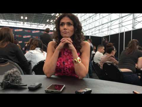NYCC 2016: Teen Wolf  Melissa Ponzio