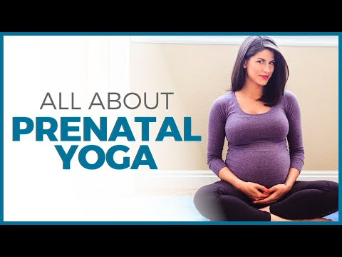 Prenatal Yoga 101 (You MUST watch this if you're pregnant!) | Sarah Beth Yoga