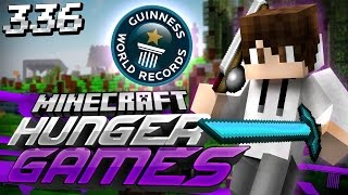 Minecraft Hunger Games: Game 336 - GUINNESS WORLD RECORD?!