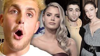 Alissa Violet Reacts To Jake Paul VS Zayn & Gigi Hadid Drama