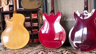 1965 Gibson ES 335 12 String 1 Owner Mint @ EddieVegas.com
